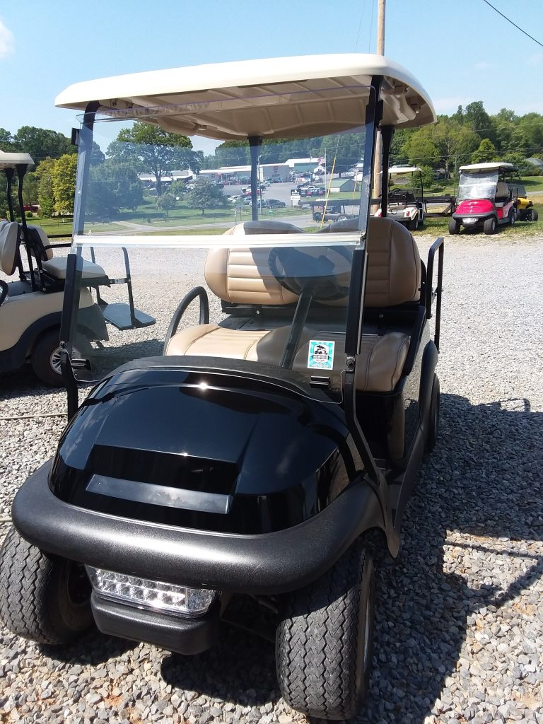 2015 Club Car Precedent-black