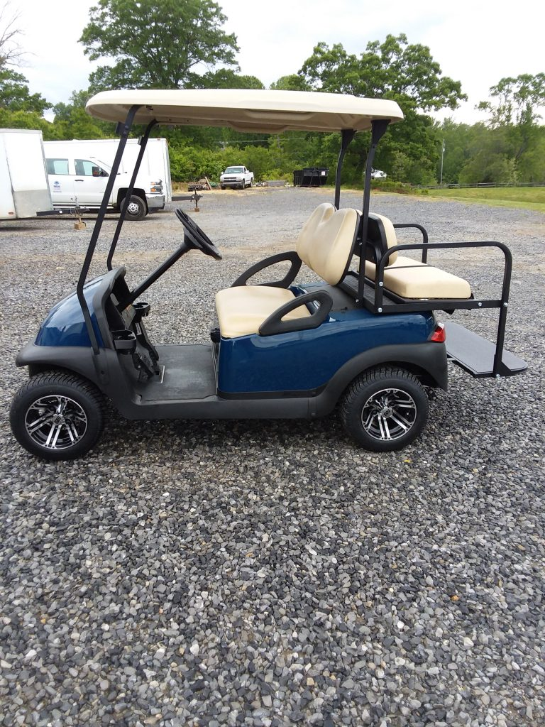 2016 Club Car Precedent-Dark Blue