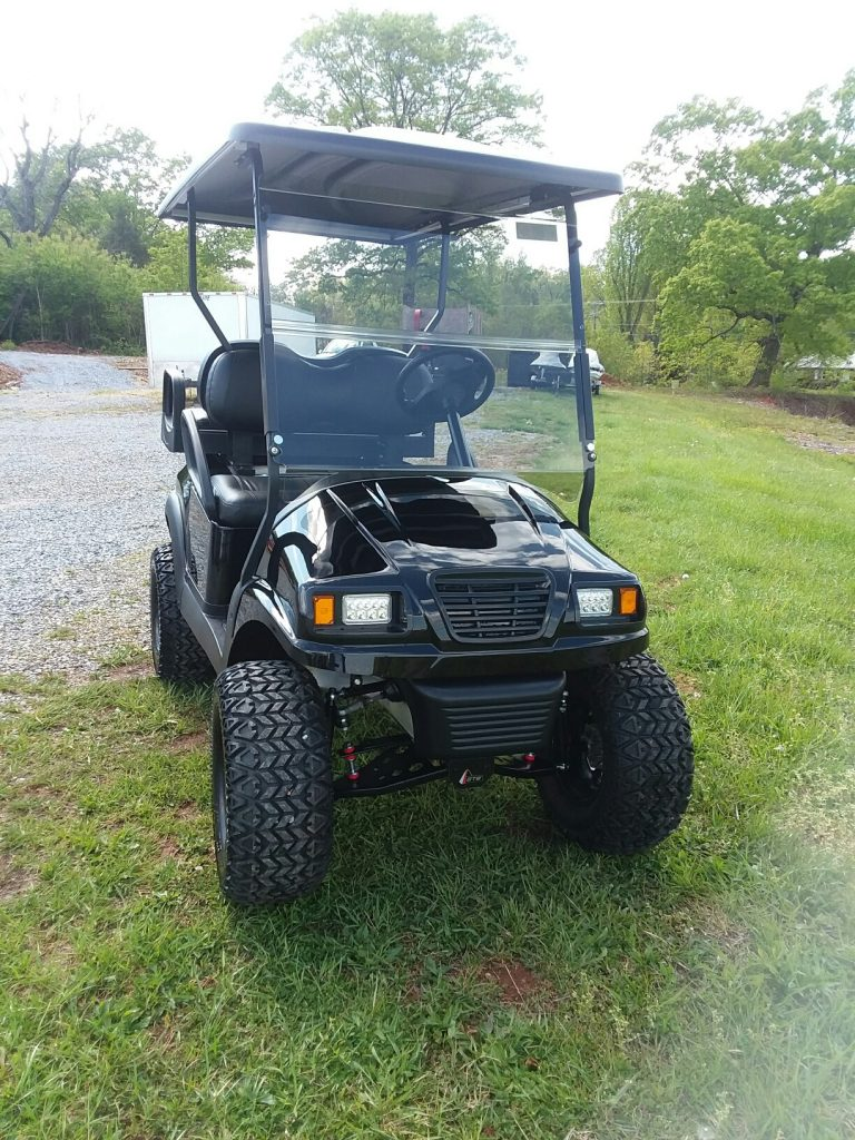 2016 Club Car Precedent-Blackout
