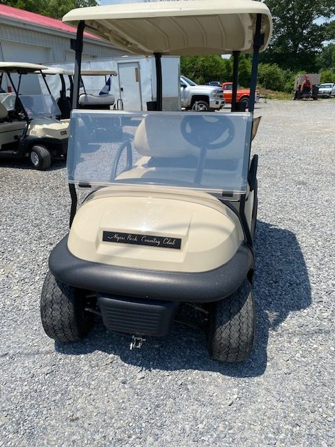 2017 Club Car Precedent-Tan