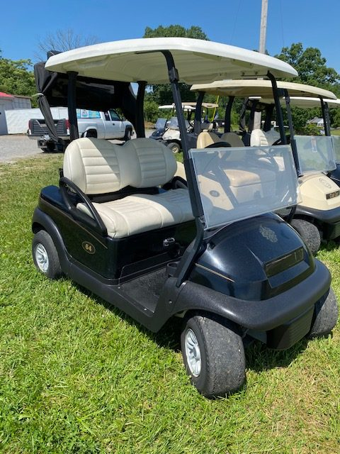 2016 Club Car Precedent-Black