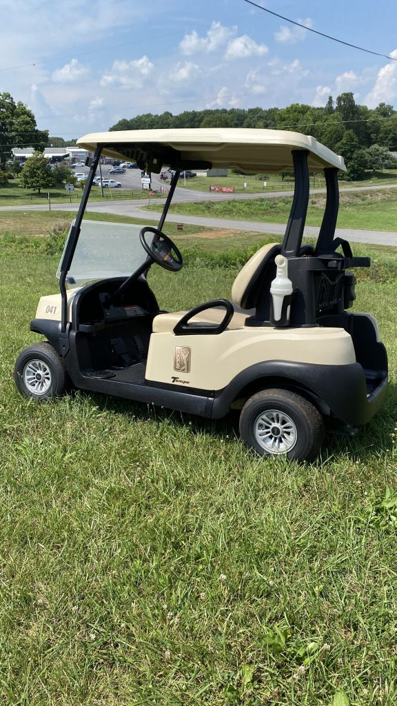 2018 Club Car Tempo-tan standard