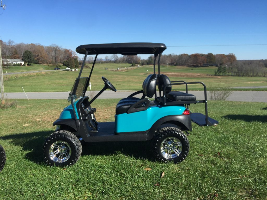 2017 Club Car Precedent – Teal