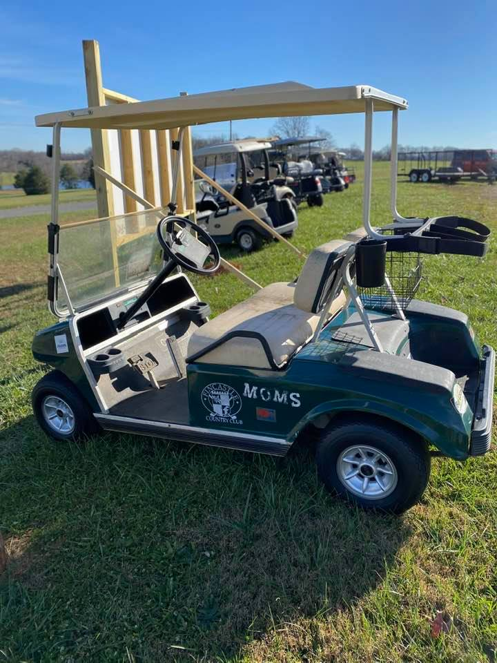 1996 Club Car DS-Green