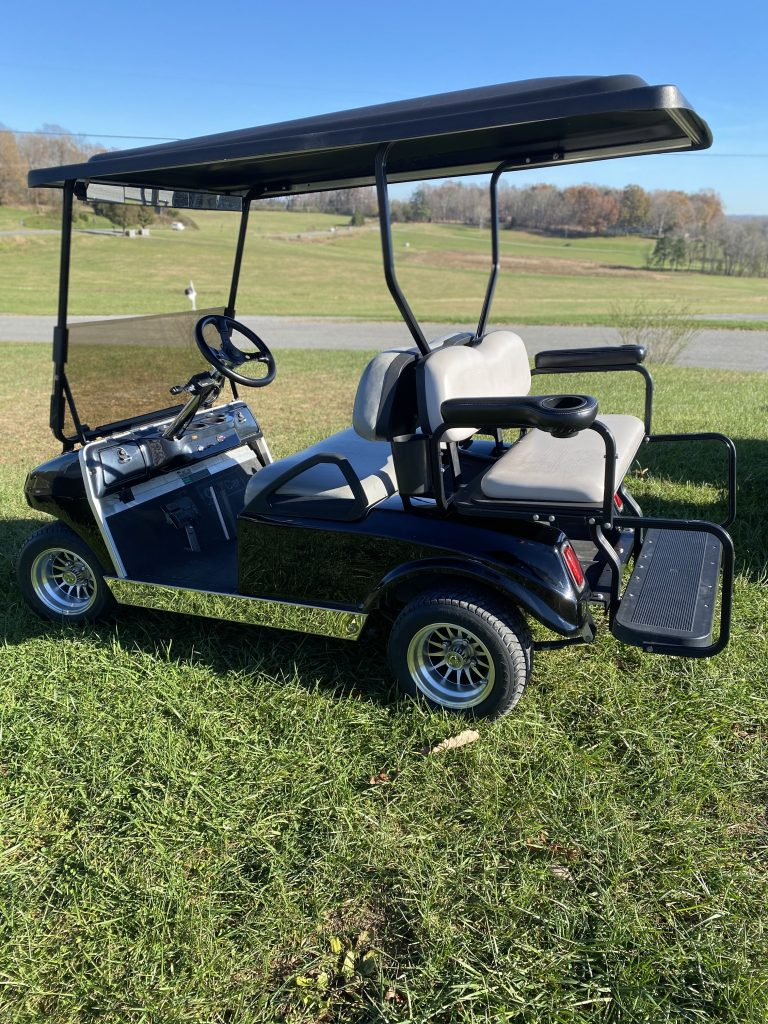 2004 Club Car DS-Black